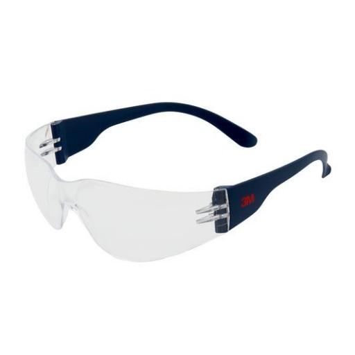 2720 3M™ - Occhiali di protezione AS/AF lente trasparente in PC