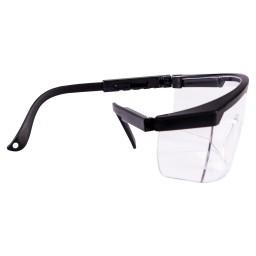 RD2063 - Occhiale di protezione in policarbonato con stanghette regolabili